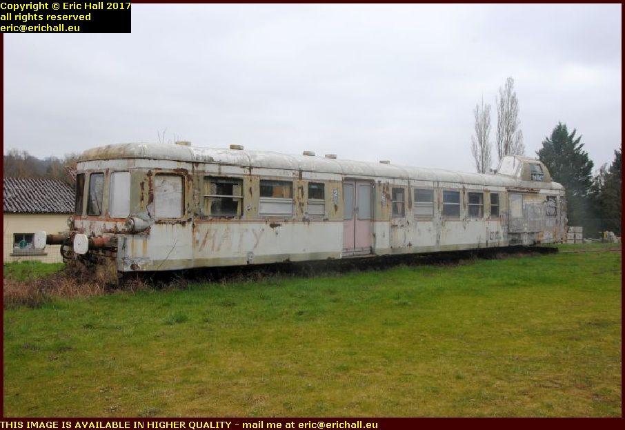 railway museum toucy yonne france