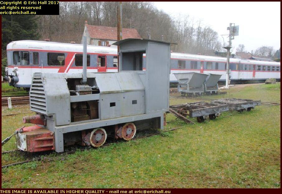 narrow gauge railway museum toucy yonne france
