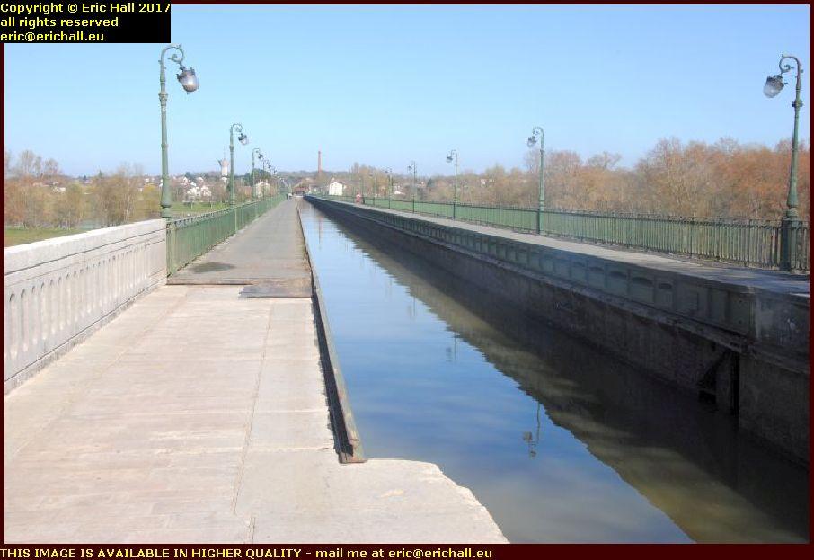 pont canal de briare loiret france