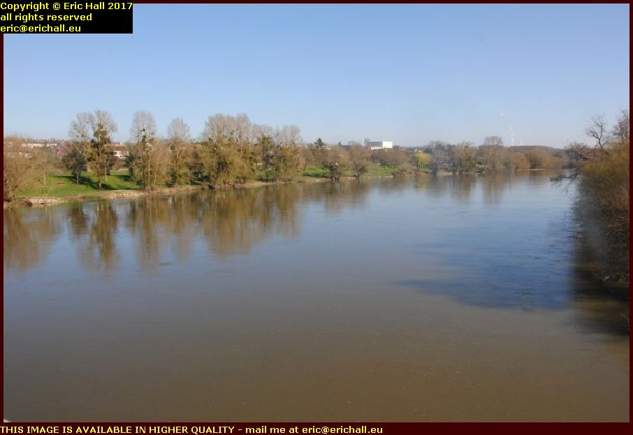 pont canal de briare river loire loiret france