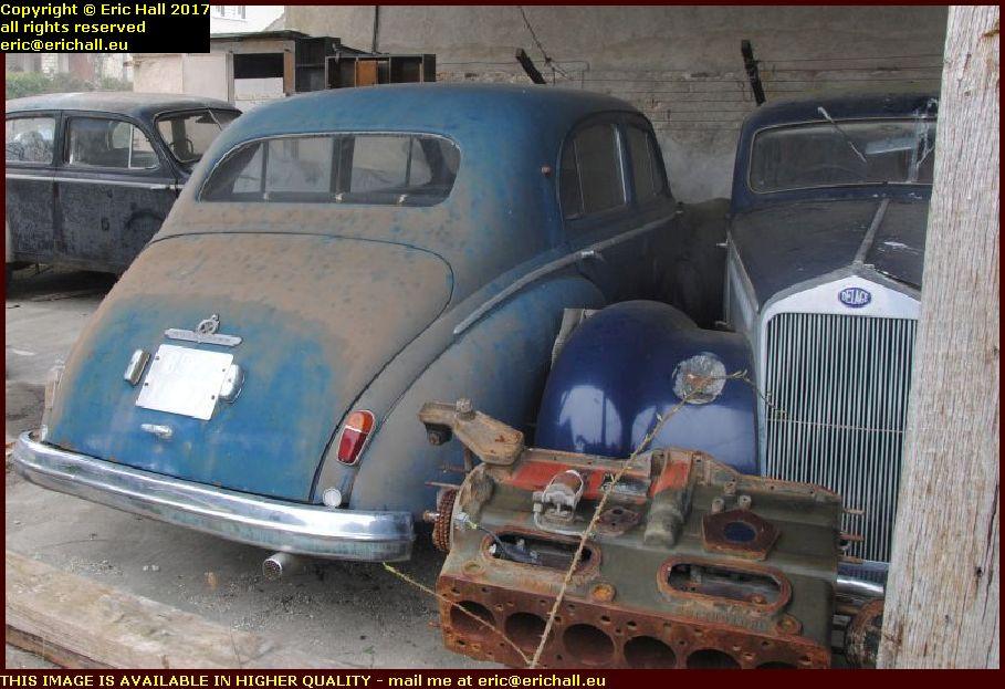 hotchkiss old cars cosne cours sur loire nievre france