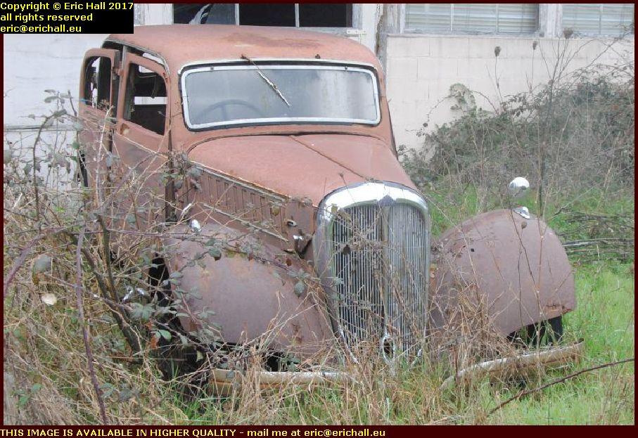 delahaye old cars cosne cours sur loire nievre france