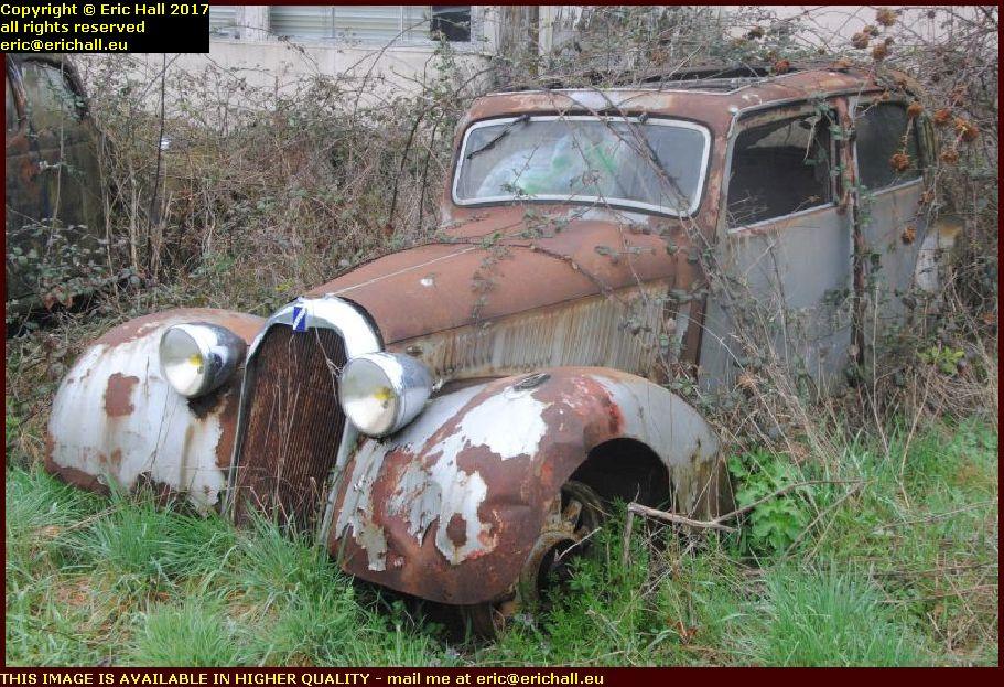 talbot old cars cosne cours sur loire nievre france