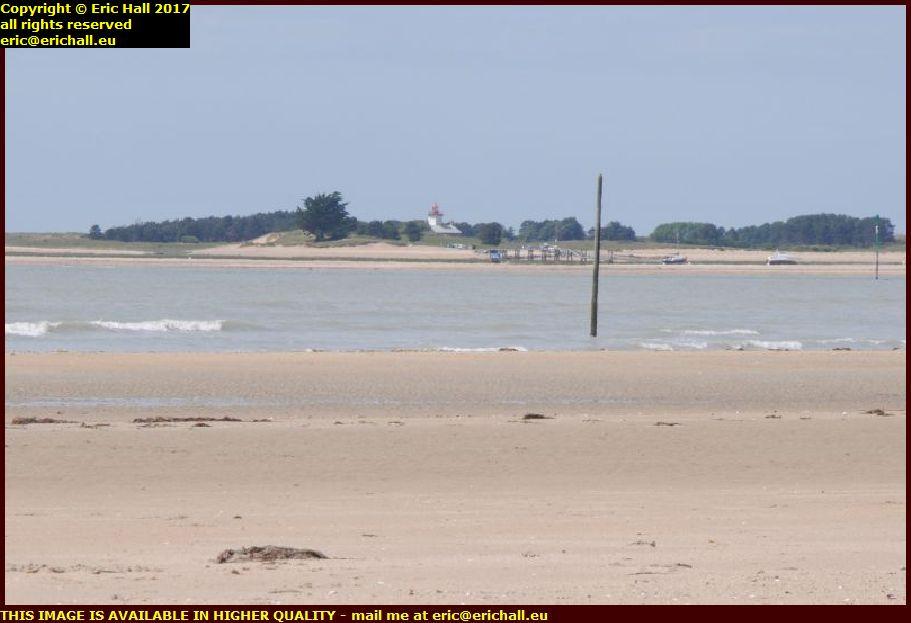 lighthouse pointe d'agon montmartin sur mer manche normandy france