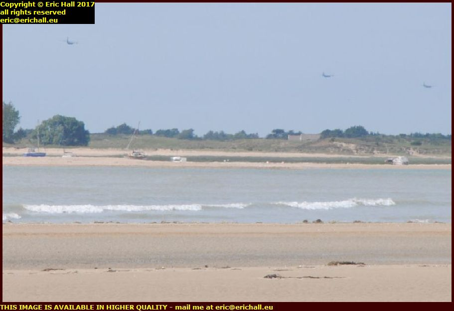 french army aeroplane montmartin sur mer manche normandy france