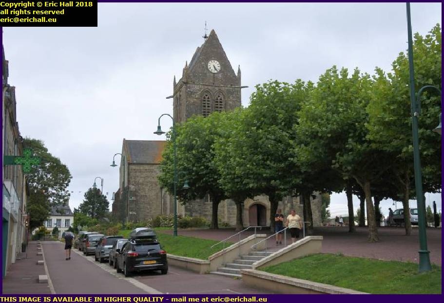 st mere eglise normandy france