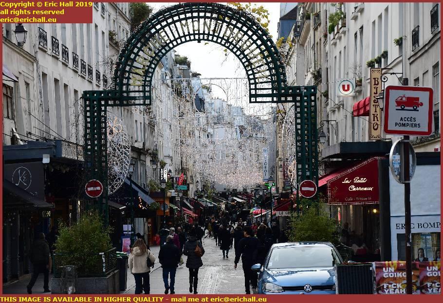 rue des Petits Carreaux paris france