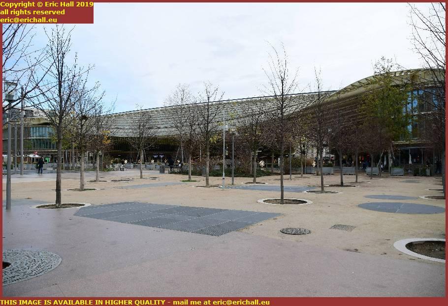westfield forum les halles paris france