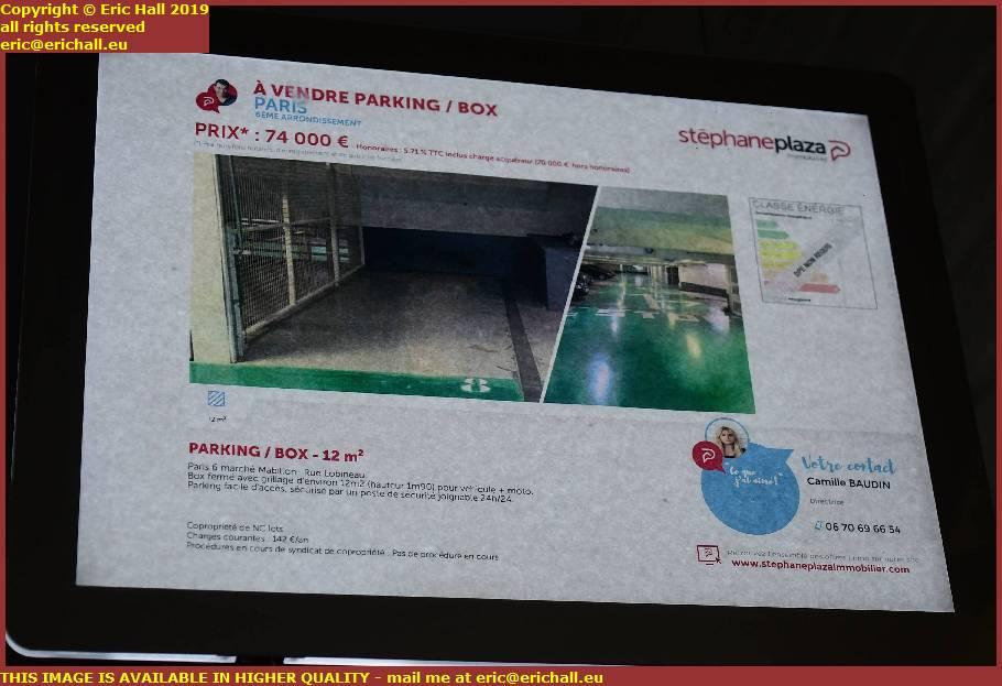 garage box for sale paris france