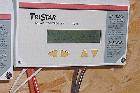 tristar solar energy charge controller float mode january janvier 2010 copyright free photo royalty free photo